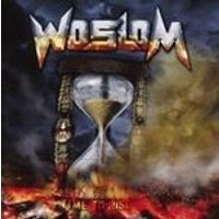 Woslom - Time to Rise (Music CD)