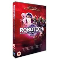 Robotech - Love Live Alive