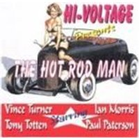 Hi-Voltage - Hot Rod Man (Music CD)