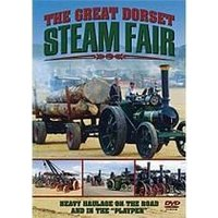 Great Dorset Steam Fair - Heavy Haulage On The Road In The Playpen