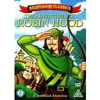 Storybook Classics - The Adventures Of Robin Hood (Animated)