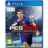 PES 2018 Standard Edition (PS4)