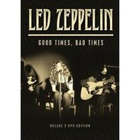 Led Zeppelin - Good Times Bad Times (+2DVD) (Music CD)