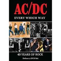 AC/DC - Every Which Way (+2DVD) (Music CD)