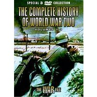 Complete History Of World War Two, The - Vols. 1 To 3 (Box Set) (Three Discs)