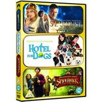 Stardust / Hotel For Dogs / The Spiderwick Chronicles (Triple Pack)