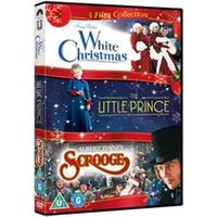 Christmas Collection - White Christmas / Little Prince / Scrooge