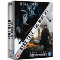 Star Trek + Star Trek Into Darkness Boxset
