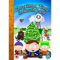 Christmas Time in South Park (2013 re-sleeve)