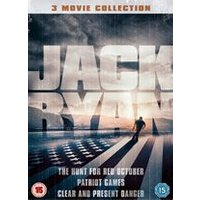Jack Ryan: 3 Film Collection