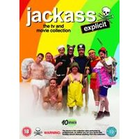 Jackass The TV & Movie Collection