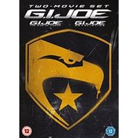 GI Joe 1 & 2 Box-set Re-pack