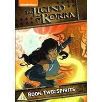 The Legend of Korra: Book Two - Spirits (Volumes 1 & 2)