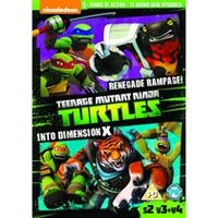 Teenage Mutant Ninja Turtles: Season 2 - Volumes 3 and 4