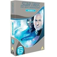 Star Trek The Next Generation - Season 6 (Slim Box Set)