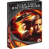 Star Trek - Enterprise - Series 1 - Complete (Slim Box Set)