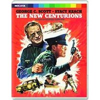 The New Centurions [Limited Dual Format Edition] [Blu Ray]