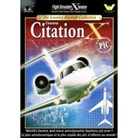 Pilot In Command Citation X (PC)