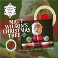 Matt Wilson - Matt Wilsons Christmas Tree-O (Music CD)