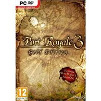 Port Royale 3 Gold Edition (PC DVD)