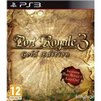 Port Royale 3 Gold Edition (PS3)
