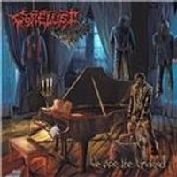Gorelust - We Are the Undead (Music CD)