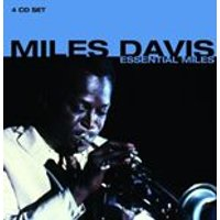 Miles Davis - Essential Miles (4 CD Box Set) (Music CD)