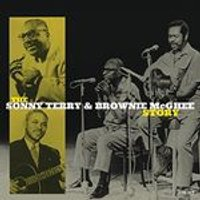 Brownie McGhee - The Sonny Terry & Brownie McGhee Story (Music CD)
