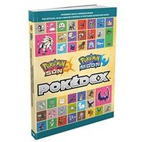 Pokmon Sun & Pokmon Moon: The Official Alola Region Pokdex & Postgame Adventure Guide (Pokmon Pokedex) (Paperback)
