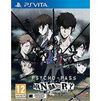 Psycho-Pass: Mandatory Happiness (Playstation Vita)