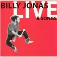 Billy Jonas - 8 Songs (Live/Live Recording) (Music CD)