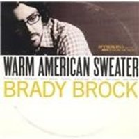 Brady Brock - Warm American Sweater (Music CD)