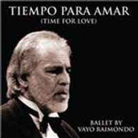 Vayo - Tiempo para Amar [Time for Love] (Music CD)