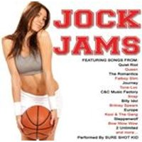 Sure Shot Kid - Jock Jams 2014 (Music CD)