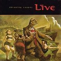 Live - Throwing Copper (Music CD)
