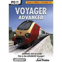 Voyager Advanced - Add-On for Railworks 3 (PC)