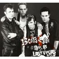 13 Cats - Live In Las Vegas (Music CD)