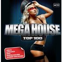 Various Artists - Mega House Top 100 (Music CD)