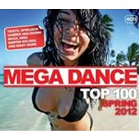 Various Artists - Mega Dance Top 100 Spring 12 (Music CD)