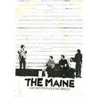 Maine (The) - Anthem for a Dying Breed (+DVD)