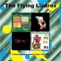 Flying Lizards - Flying Lizards/Fourth Wall (Music CD)