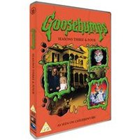 Goosebumps: Seasons 3 and 4