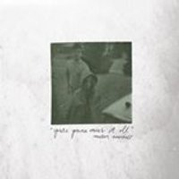 Modern Baseball - Youre Gonna Miss It All (Music CD)