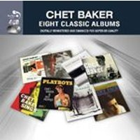 Chet Baker - Eight Classic Albums (Music CD)
