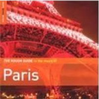 Various Artists - Rough Guide To The Music Of Paris (Music CD)