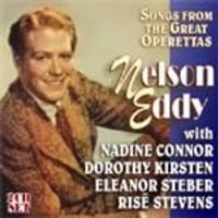 Nelson Eddy - Songs From The Great Operettas (Music CD)