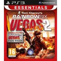 Tom Clancys Rainbow Six Vegas 2 Complete Edition - Essentials (PS3)