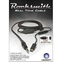 Rocksmith Real Tone Cable (Xbox 360 / PS3 / PC & Mac)