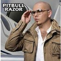 Pitbull - Razor (Music CD)
