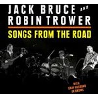 Jack Bruce - Songs From the Road (+2DVD) (Music CD)